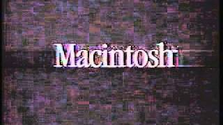 Original 1984 Apple Macintosh Commercials