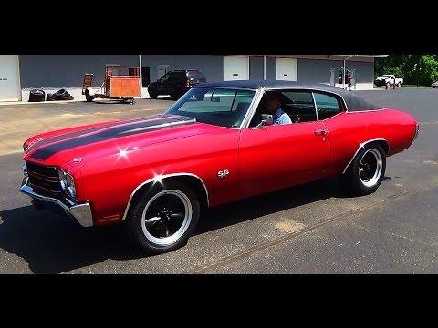 1970 Chevelle SS 396 4 Speed