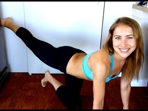 Brutal Bodyweight HIIT 3   500 Calorie Burn No Equipment Workout