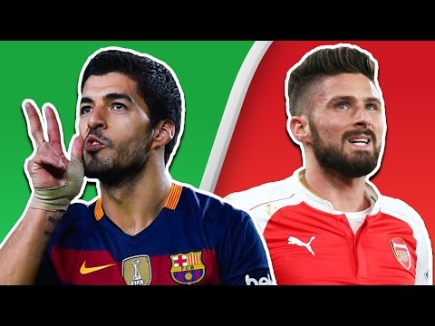 Is Luis Suárez Better Than Lionel Messi? | Winners & Losers