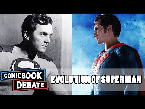 Evolution of Superman in Movies and TV in 12 Minutes (2017) thumbnail