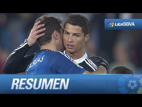 Resumen de UD Almería (1-4) Real Madrid - HD