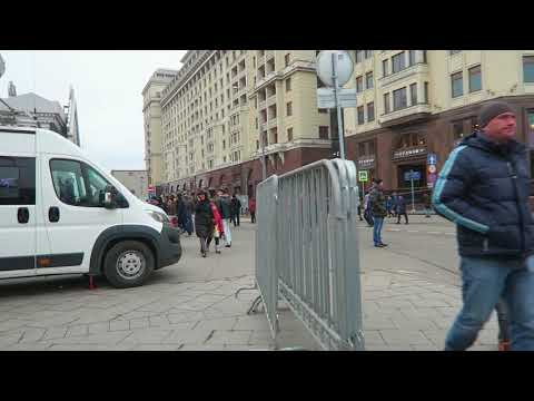 Что сегодня происходит в Москве?