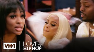 Cheyenne & Kiyomi Lee Come Face to Face & Swing!  | Love & Hip Hop: Atlanta