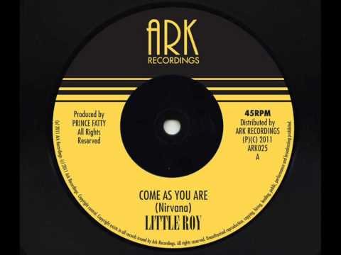 Nirvana - COME AS YOU ARE by Little Roy