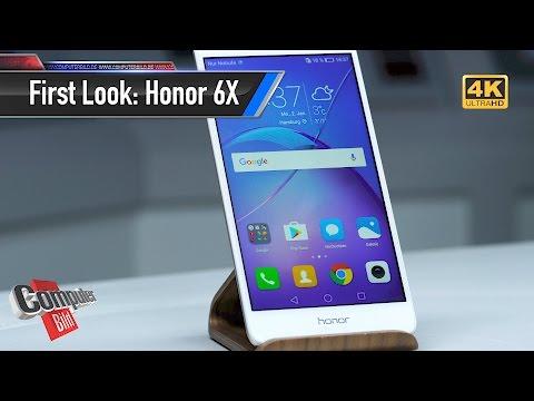 Honor 6X mit Dual-Cam: Preistipp unter 250 Euro