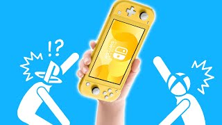 Switch Lite will SAVE gaming!