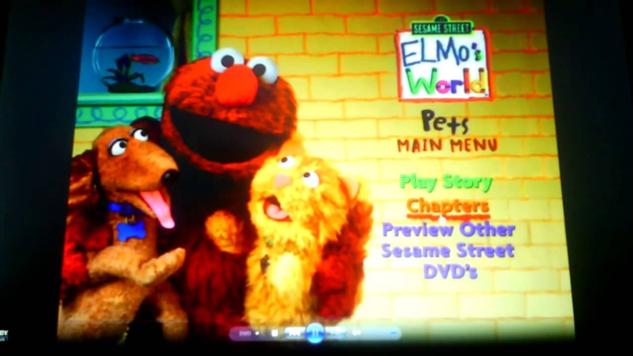 Cats And Dogs Dvd Menu Yout