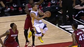 Stephen Curry ( 40 PTS ) vs. Heat (11-25-2014)