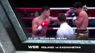 WSB: Poland vs. Kazakhstan