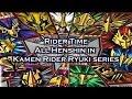 Rider Time : All Henshin In Kamen Rider Ryuki Series