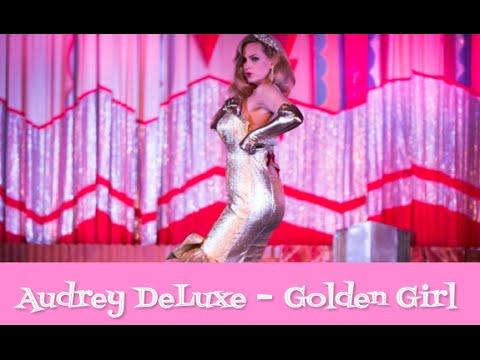 Audrey Deluxe In Pink Pussycat Burlesque video