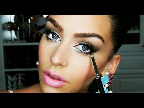 Summer Smokey Eye Tutorial For Hooded/Smaller Eyes