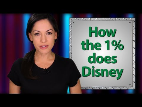The Resident: The 1% pays disabled to cut lines at Disney