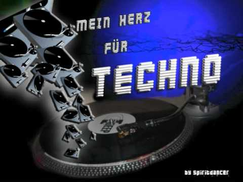 best techno lied ever ♥ 45 min lang nur techno musik Music Videos