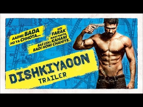 Dishkiyaoon - Official Trailer Ft. Harman Baweja, Sunny Deol, Ayesha Khanna video