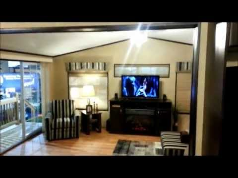 Luxury Mobile Home Trailer RV Living