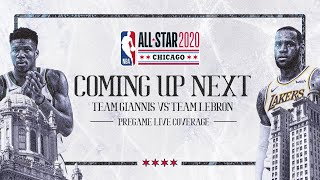 Pregame Coverage Live | 2020 NBA All-Star Game