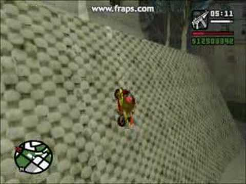 GTA SA: Crazy Bike #2