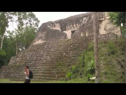 TIKAL NATIONAL PARK - Travel Video Ep 4