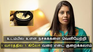 Weight loss Detox – Diet Plan Tamil