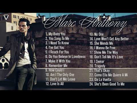 Marc Anthony - Do You Believe in Loneliness