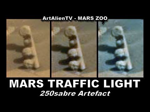 MARS: NAME this OBJECT / ALIEN ARTEFACT. Viewer Partake 1. ArtAlienTV - MARS ZOO 1080p