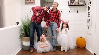 HALLOWEEN 2018 | Get Ready With Us & Trick Or Treating