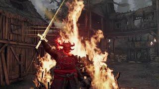 [For Honor] Shugoki Duels # 156| Akuma Outfit or Demongoki Outfit!