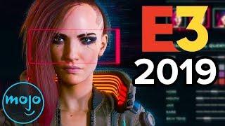 Top 10 E3 2019 Predictions
