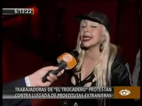 Meretrices peruanas de 'El Trocadero' solicitan expulsión de extranjeras