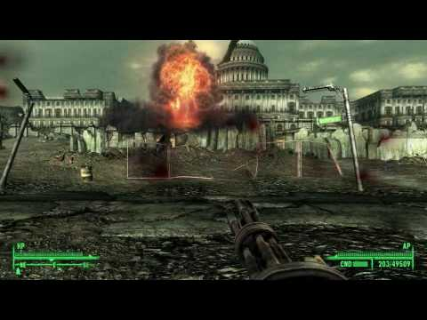 Fallout 3 Mods Episode 1: Nuclear Weapons (HD)