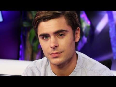 Zac Efron Names His Own Burger!