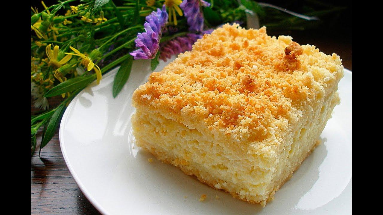 Творожно яблочный пирог рецепт пошагово в духовке