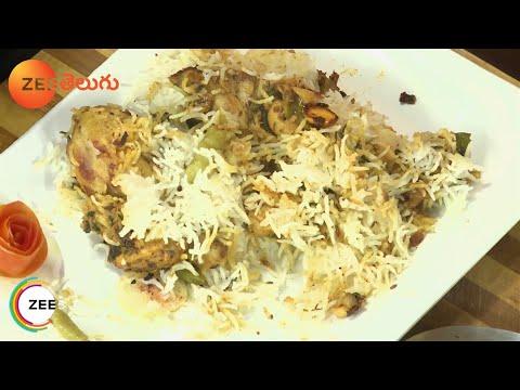 Vah re Vah - Indian Telugu Cooking Show - Episode 1086 - Zee Telugu TV Serial - Full Episode