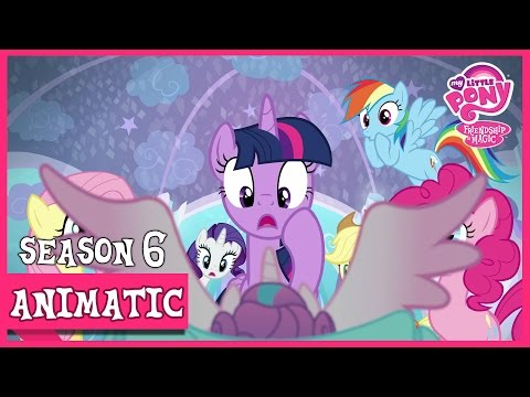 MLP: FiM – FIRST LOOK (Season 6) Baby Flurry Heart - Via Yahoo! TV [HD]