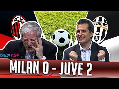 DS 7Gold- (MILAN JUVE 0-2) JUVE SPIETATA BEFFA IL MILAN