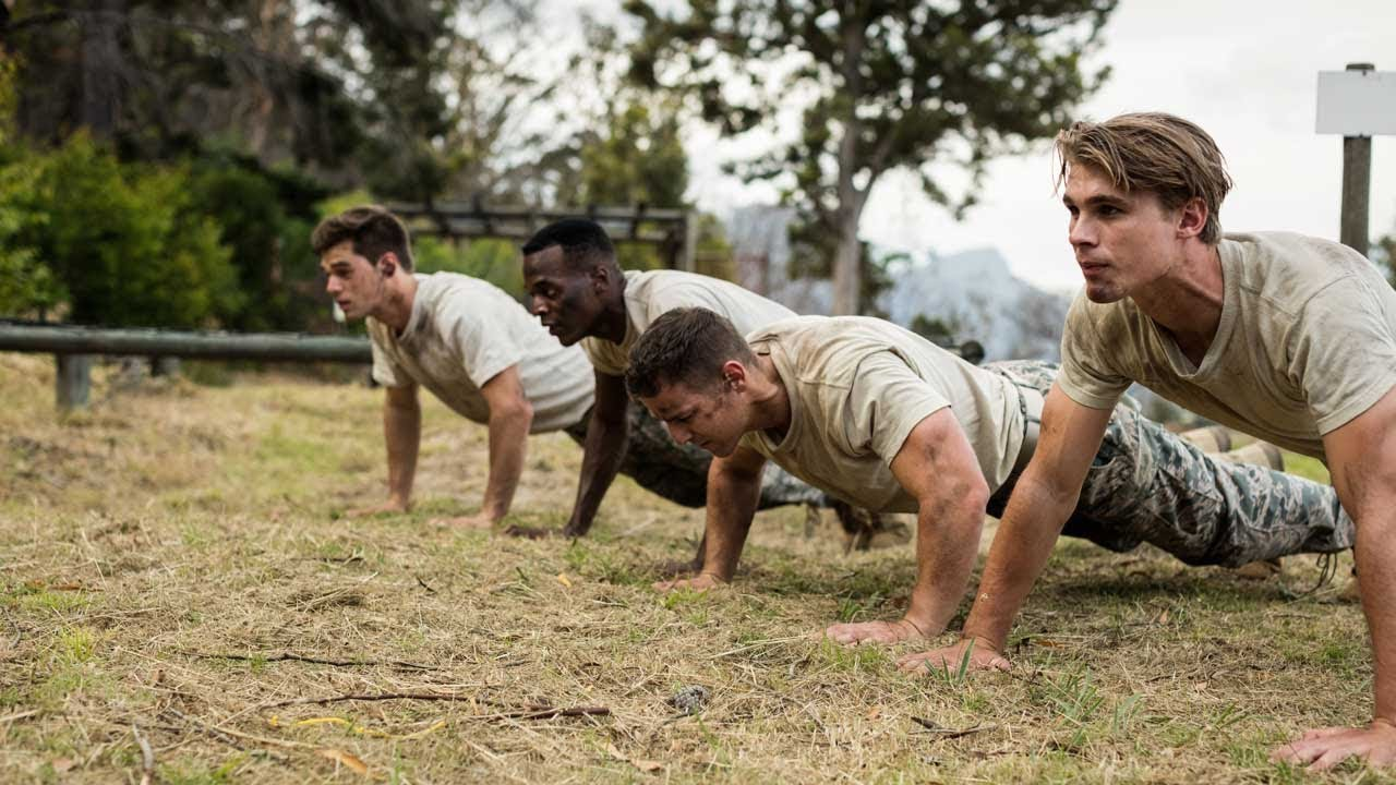 Allenamento a circuito e military fitness, più entusiasmo maggiori risultati