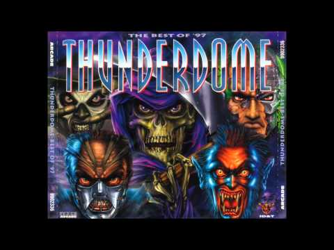 Dj Sim - Behind the Mask (Thunderdome 'The Best Of 97')