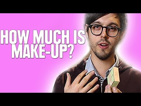Guys Guess the Price of Make-Up