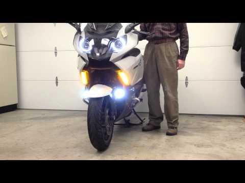 K1600GT/GTL amber running lights