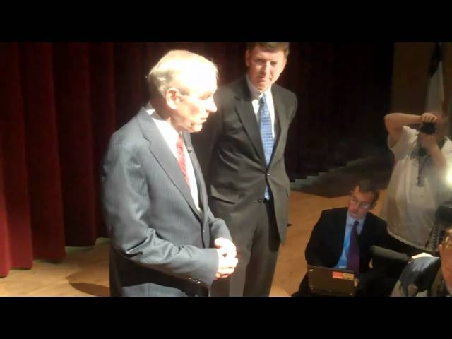 Ron Paul: IA Court Had Authority to Rule