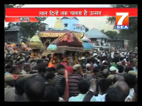 7SEA Himachal Aajkal Hindi News 24 October 2012 part 2