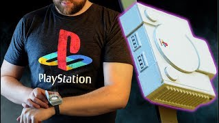 How to Make a PlayStation Watch Cover | 3D Printed | DIY