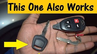 Infiniti Q45 M45 Key Fob is too expensive. Here is a cheaper option