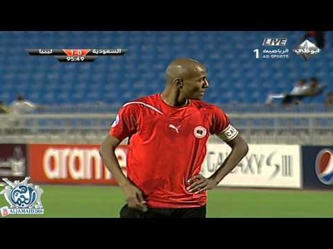 Semifinal: السعودية 0-2 ليبيا