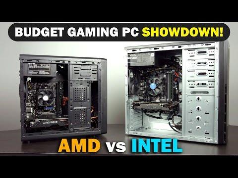 $400 Budget Gaming PC Showdown - Intel vs AMD (Ep.3)