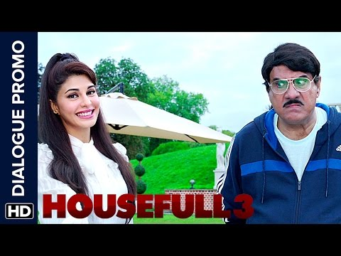 Akshay & Jacqueline Are Love Birds | Housefull 3 | Dialogue Promo