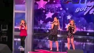 Avery and the Calico Hearts! America's Got Talent