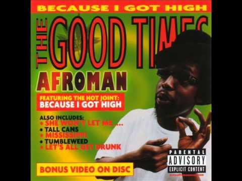 Afroman-Crazy Rap (Colt 45)